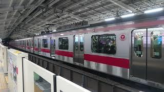 東急5050系4000番台 4102F 自由が丘駅到着発車
