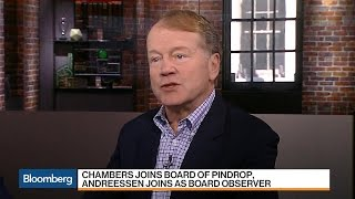 Why John Chambers Is Investing in Pindrop