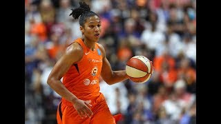Alyssa Thomas Ties WNBA Finals Record with 11 Assists in Game 4