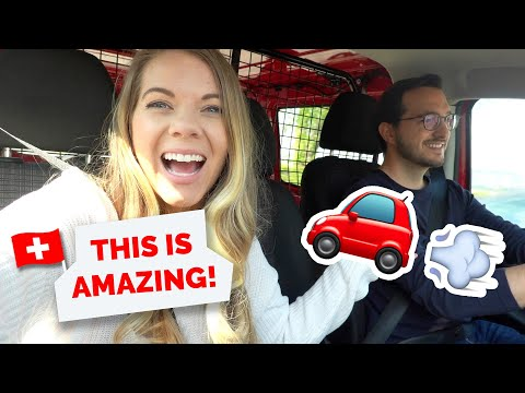 Switzerland | Trying Car Sharing For The First Time! (Honest Review)