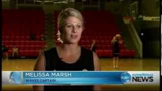 Melissa Marsh retires from the WNBL Thumbnail