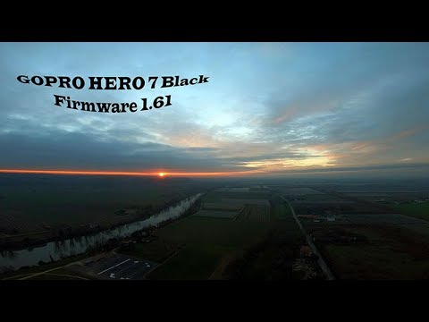 FPV Quad - Test Gopro 7 firmware 1.61