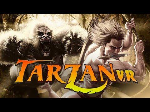 Tarzan VR - Bande Annonce