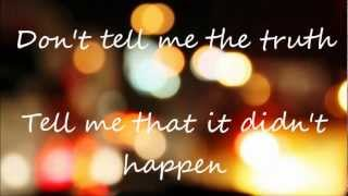 Walking Blind - Aidan Hawken and Carina Round (TVD) - lyrics