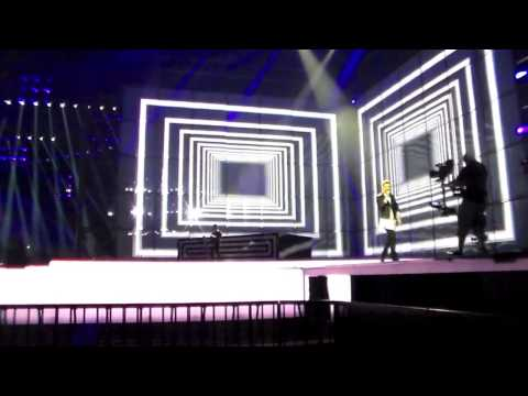 Eurovision 2014 - Greece rehearsal impression & a pack of press!
