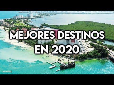 24 Mejores Destinos de Vacaciones en 2020