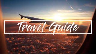 36 HOUR INTERNATIONAL TRAVEL GUIDE