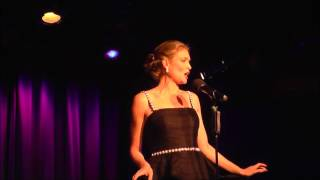 "Shana Farr sings ""My Heart Belongs To Daddy"" by Cole Porter at the Laurie Beechman Theatre"