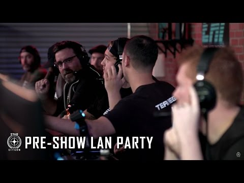 4th Anniversary Pre-Show LAN Party