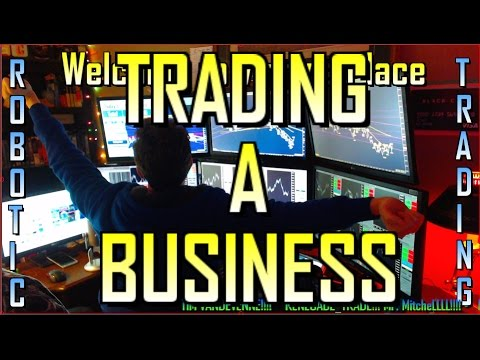 $2K TODAY - DAY TRADING ISN'T HARD - HOW TO TRADE AS A BUSINESS IS WHAT IS HARD- VINNY WALKS US THRU