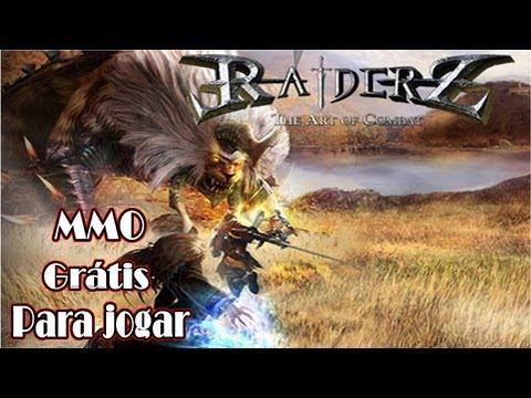 RaiderZ: Gameplay  BR