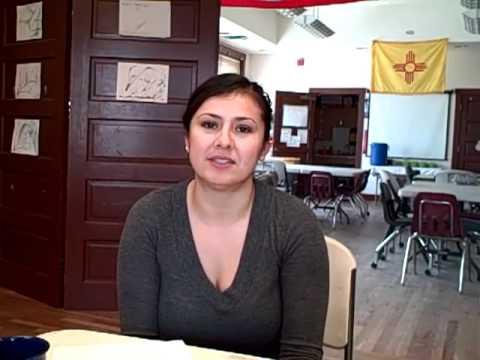 Veronica Apodaca Santa Barbara-Martineztown Learning Center, Youth Food Action Project