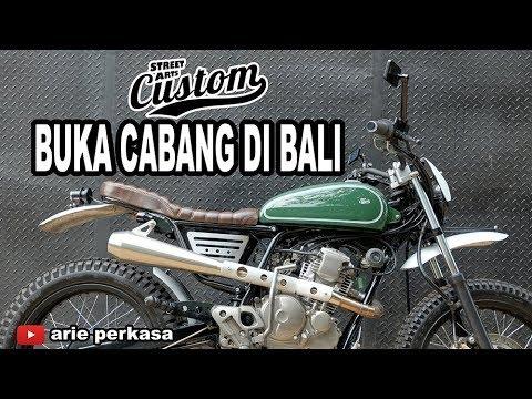 Modifikasi SAC Dewata - Buka Cabang Di Bali