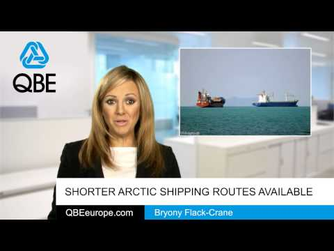 Shorter Arctic shipping routes to become available