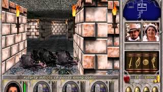 Might and Magic 6: solo knight no reload no pause part 1