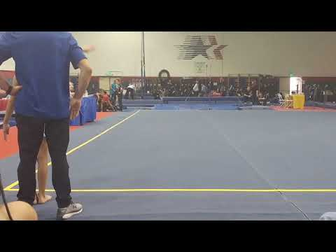 YLGA-Angel Garcia Level 5 Floor score 11.2