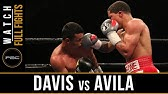 Davis vs Avila FULL FIGHT: April 1, 2016 - PBC on Spike