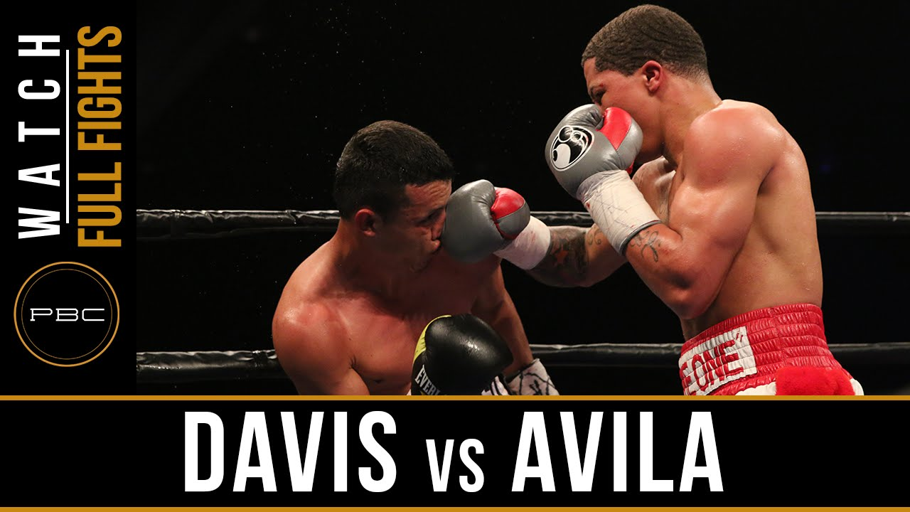 Baltimore's Gervonta Davis wins on controversial knockout in eighth round