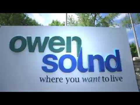 A Day In Owen Sound, Ontario