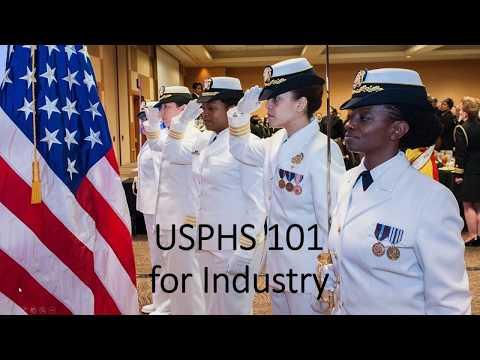 USPHS 101 For Industry