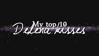 Video My top 10 Delena kisses + quotes! download MP3, 3GP, MP4, WEBM, AVI, FLV Agustus 2018