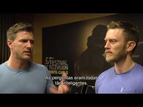 Absentia  Patrick Heusinger & Neil Jackson tour Monte Carlo TV Festival legendado