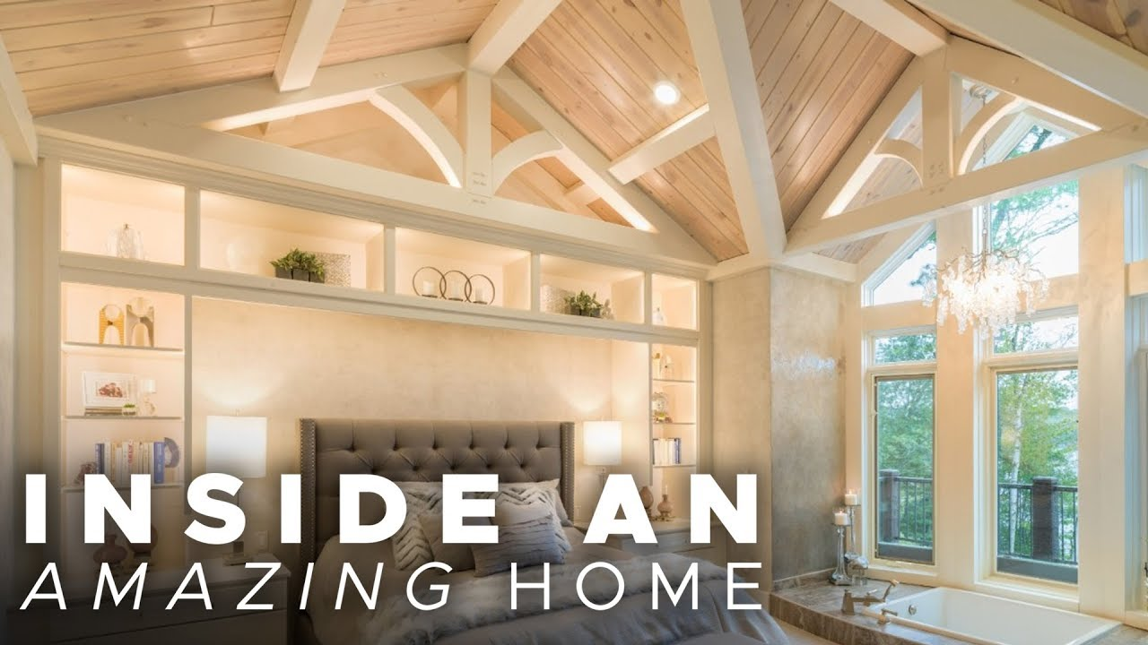Inside an AMAZING Home – Epic Master Bedroom Tour and Bedroom Ideas! Episode 2