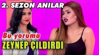 Nihal Candan'ın Yorumu Zeynep Öztürk'ü Çıldırttı!