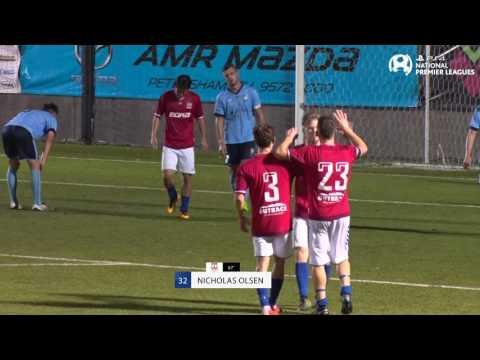 Round 7 - Sydney FC vs Sydney United 58 FC - PS4 NPL NSW Men's