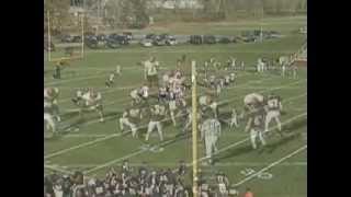 Hope College Football vs. Olivet College 2007