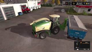 Farming Simulator 17  Timelapse #5 |  OGF USA with Seasons.