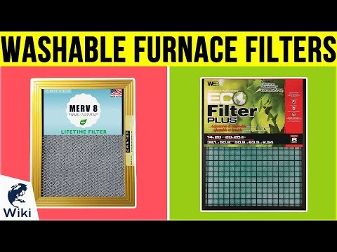6 Best Washable Furnace Filters 2019