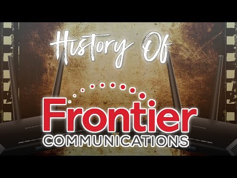 The History Of Frontier Communications + Why It's So Bad