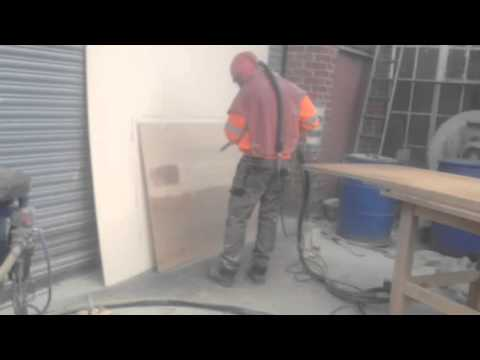 Sandblasting Wood Furniture in Liverpool