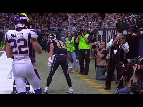 Found this really funny NFL celebration fail compilation