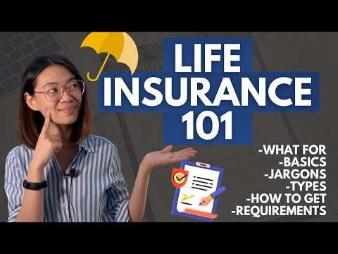 LIFE INSURANCE FOR BEGINNERS | INSURANCE 101 PHILIPPINES | What you need to know