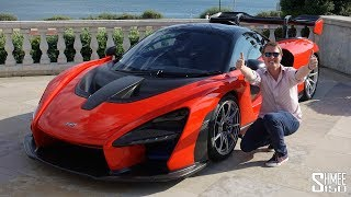 How Do You Buy a McLaren Senna? | My First Hypercar!