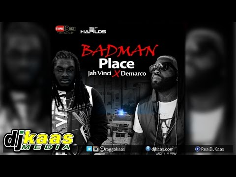 Demarco x Jah Vinci - Badman place (Raw) Tripledose Production | Dancehall Oct 2014
