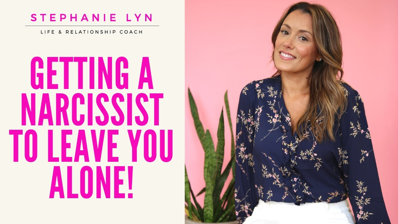 How to Get a NARCISSIST to LEAVE You ALONE! | Learn how to Free yourself  from them!
