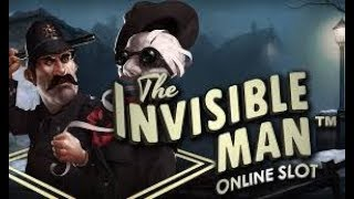 Призовая по 100 руб. Слот The Invisible man. Казино МарафонБет