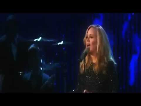 Adele Singing Skyfall at Oscars 2013  Performance