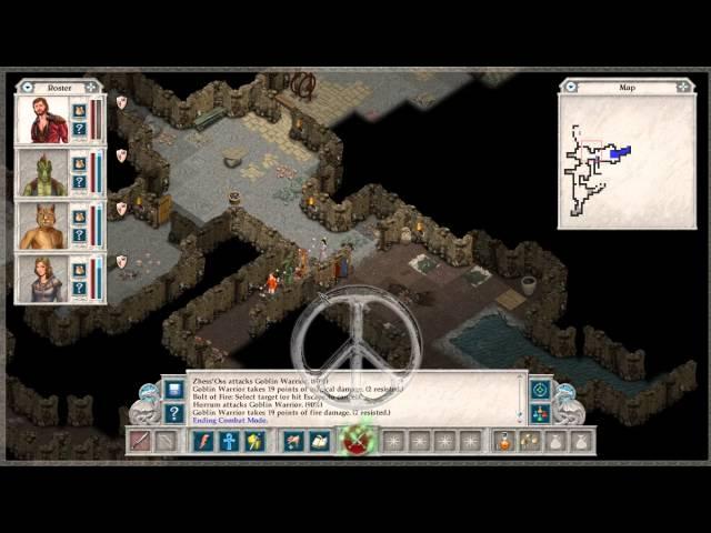 Avernum 2: Crystal Souls (видео)