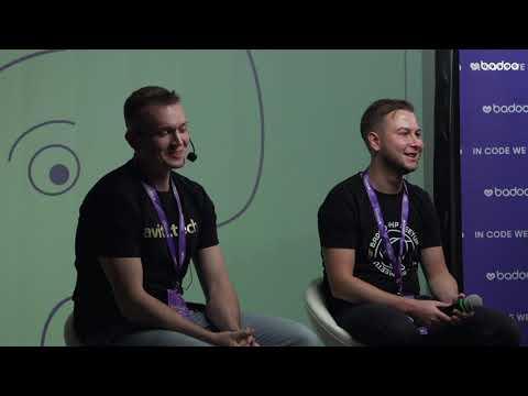 Badoo PHP Meetup #3: панельная дискуссия о производительности | Семен Катаев