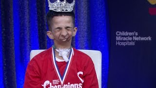 Message from CMN Hospitals' Champion Kids to Miss America Contestants