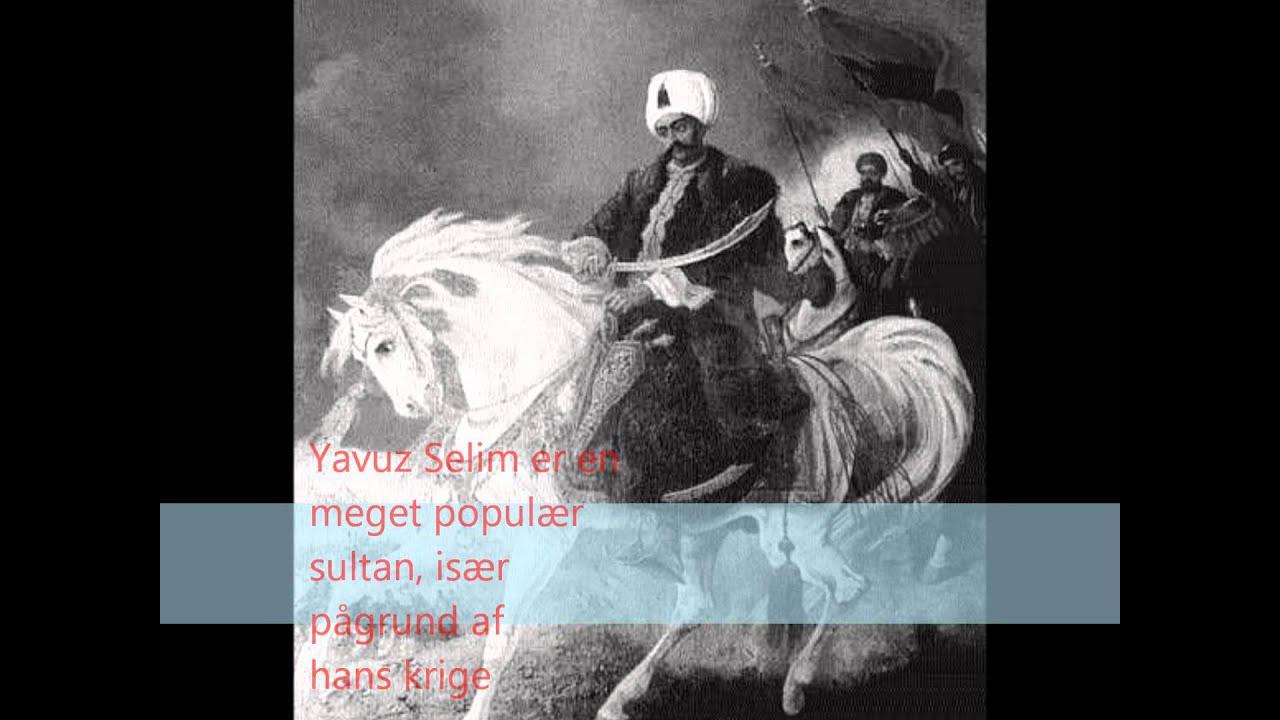 Det Osmanniske Rige! De vigtigste sultaner! Projektopgave. Skovvangskolen! - YouTube