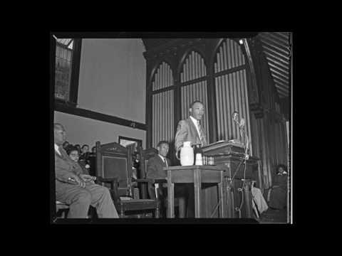 Dr. Martin Luther King Jr. - Speech at Howard University (1966)