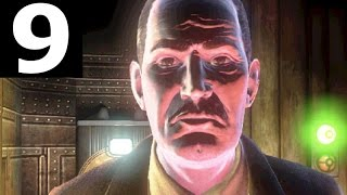 BioShock Remastered Part 9 - Olympus Heights | Kill Andrew Ryan - Walkthrough Gameplay (PC 2016)