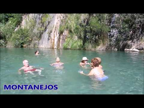 MONTANEJOS, PARAISO NATURAL