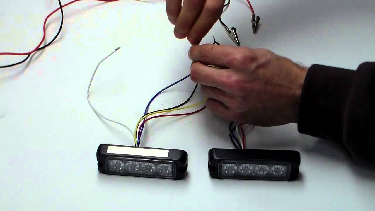 T4 Surface Module Wiring Demo By Cps Authority Emergency