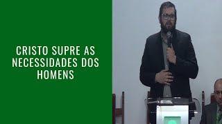 Pregação do dia 18/08/19 na Igreja Presbiteriana Central de SJCampos